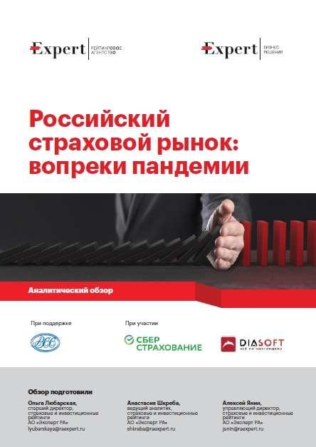 Российский страховой рынок: вопреки пандемии
